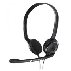 Sennheiser - PC 8 USB Auriculares Diadema Negro