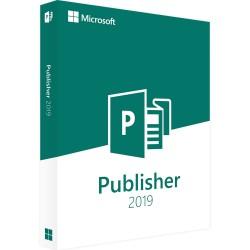 Microsoft - Publisher 2019