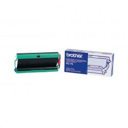 Brother - PC-75 suministro para fax 144 pginas Negro Cinta  cartucho de fax 1 piezas