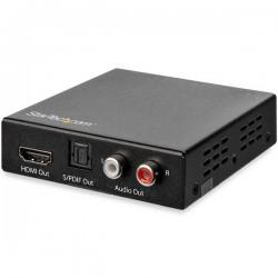 StarTechcom - Extractor de Audio HDMI con Soporte para 4K de 60Hz