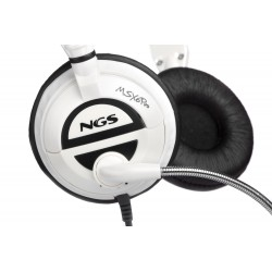 NGS - MSX6Pro Auriculares Diadema