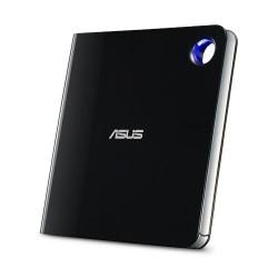 ASUS - SBW-06D5H-U unidad de disco ptico Negro Plata Blu-Ray RW