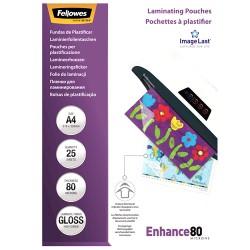 Fellowes - 5396205 plastificador 25 piezas