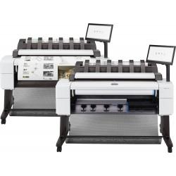 HP - Designjet T2600dr impresora de gran formato Inyeccin de tinta trmica Color 2400 x 1200 DPI A0 841 x 1189 mm Ethernet