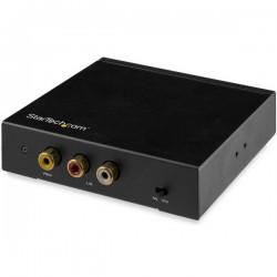 StarTechcom - Caja Convertidora HDMI a RCA con Audio