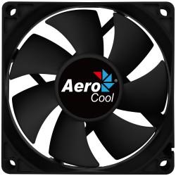 Aerocool - Force 8 Carcasa del ordenador Enfriador 8 cm Negro