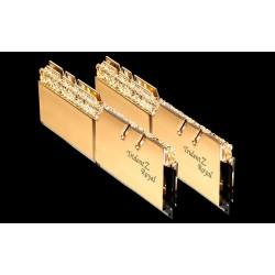 GSkill - Trident Z Royal F4-3200C16D-32GTRG mdulo de memoria 32 GB 2 x 16 GB DDR4 3200 MHz