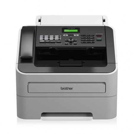 Brother - 2845 fax Laser 336 Kbit/s 300 x 600 DPI Negro Blanco