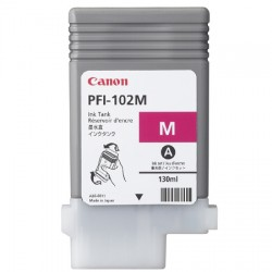 Canon - PFI-102M Original Magenta 1 piezas