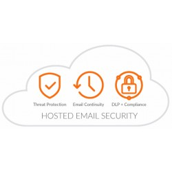 SonicWall - Hosted Email Security 1000-4999 licencias Licencia - 02-SSC-2606