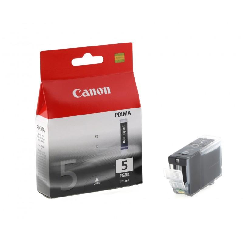 Canon - PGI-5 BK Original Foto negro 1 piezas