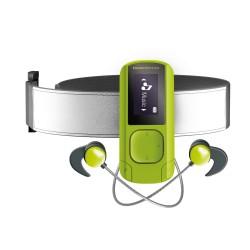 Energy Sistem - MP3 Clip BT Sport Greenstone Reproductor de MP3 Verde 16 GB