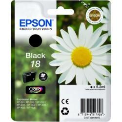 Epson - Daisy Cartucho 18 negro - C13T18014010