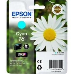 Epson - Daisy Cartucho 18 cian - C13T18024010