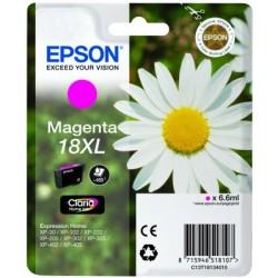 Epson - Daisy Cartucho 18XL magenta - C13T18134010