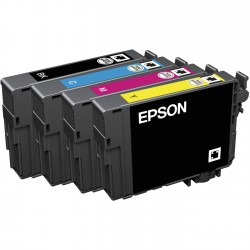 Epson - Daisy Multipack 18XL 4 colores - C13T18164010