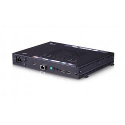 LG - WP320 caja de Smart TV 8 GB Ethernet Negro