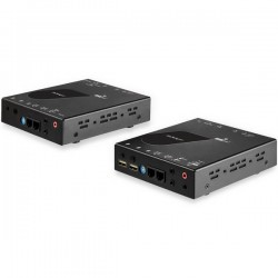 StarTechcom - Extensor KVM HDMI por LAN - 4K 30Hz - Alargador