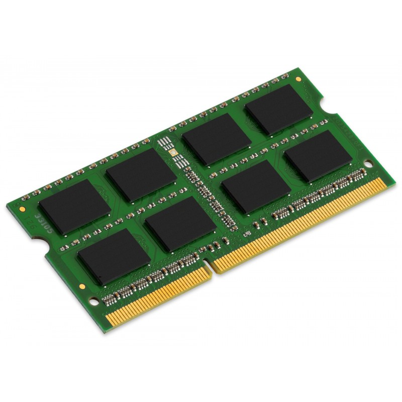 Kingston Technology - ValueRAM 4GB DDR3-1600 mdulo de memoria 1600 MHz