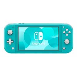 Nintendo - Switch Lite videoconsola porttil Turquesa 14 cm 55 Pantalla tctil 32 GB Wifi
