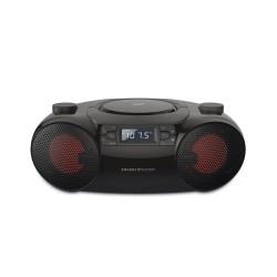 Energy Sistem - Boombox 6 Reproductor de CD porttil Negro