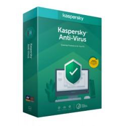 Kaspersky Lab - Anti-Virus 2020 Licencia bsica 1 aos - KL1171S5AFS-20