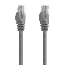 AISENS - A145-0325 cable de red Gris 05 m Cat6a U/UTP UTP