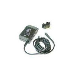 Zebra - AT18737-2 Cargador de bateras para interior Negro cargador de batera