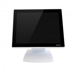 Approx - APPTPV01WH sistema POS 384 cm 151 1024 x 768 Pixeles Pantalla tctil 2 GHz J1900 Todo-en-Uno Blanco