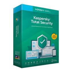 Kaspersky Lab - Total Security 2019 Licencia completa 3 licencias 1 aos