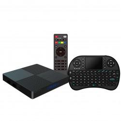 Sveon - SBX604 caja de Smart TV 2 GB Wifi Ethernet Negro Full HD