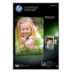 HP - CR757A papel fotogrfico Blanco Brillo