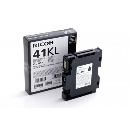 Ricoh - 405765 cartucho de tinta Original Negro 1 piezas