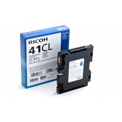 Ricoh - 405766 cartucho de tinta Original Cian 1 piezas