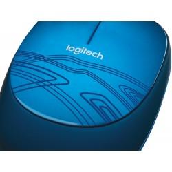 Logitech - M105 ratn USB tipo A ptico Ambidextro - 910-003114