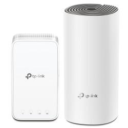 TP-LINK - Deco E32-pack Blanco Interno Doble banda 24 GHz / 5 GHz Wi-Fi 5 80211ac