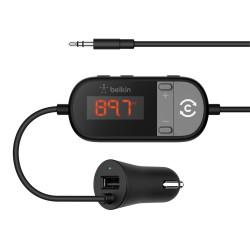 Belkin - F8Z880EA transmisor FM 35mm Negro