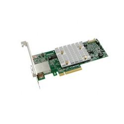 Adaptec - SmartRAID 3154-8e controlado RAID PCI Express x8 30 12 Gbit/s