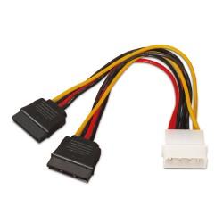 AISENS - A131-0161 cable de alimentacin interna 02 m