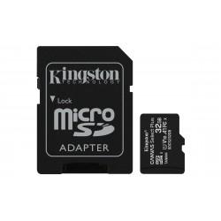 Kingston Technology - Canvas Select Plus memoria flash 32 GB MicroSDHC Clase 10 UHS-I - SDCS2/32GB