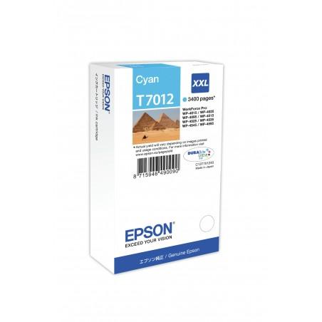 Epson - Cartucho T70124010 cian XXL