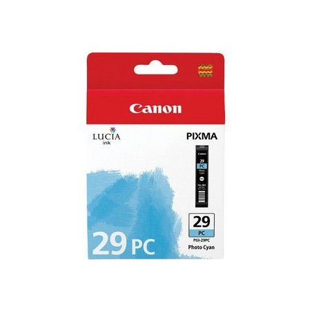 Canon - PGI-29PC Original Fotos cian 1 piezas
