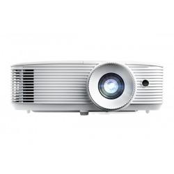 Optoma - EH412 videoproyector 4500 lmenes ANSI DLP 1080p 1920x1080 3D Proyector para escritorio Blanco - E1P1A39WE1Z1