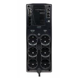 APC - Back-UPS Pro Lnea interactiva 1500 VA 865 W 6 salidas AC