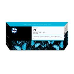 HP - 91 1 piezas Original Gris claro