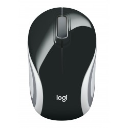 Logitech - M187 ratn RF inalmbrico ptico 1000 DPI Ambidextro - 910-002731