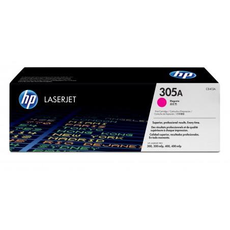 HP - 305A 1 piezas Original Magenta