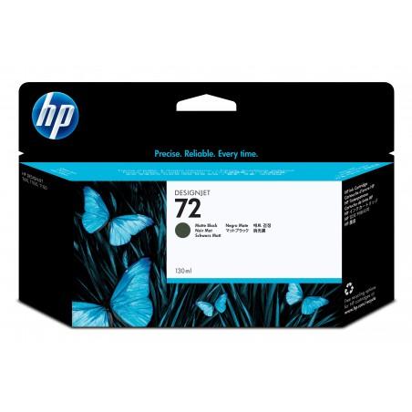 HP - 72 Original Alto rendimiento XL Negro mate