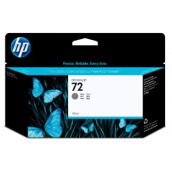 HP - 72 1 piezas Original Alto rendimiento XL Gris