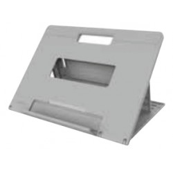Kensington - SmartFit Easy Riser Go 432 cm 17 Soporte para ordenador porttil Gris